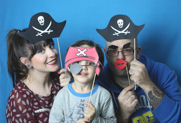 Fabulous Pirate Party