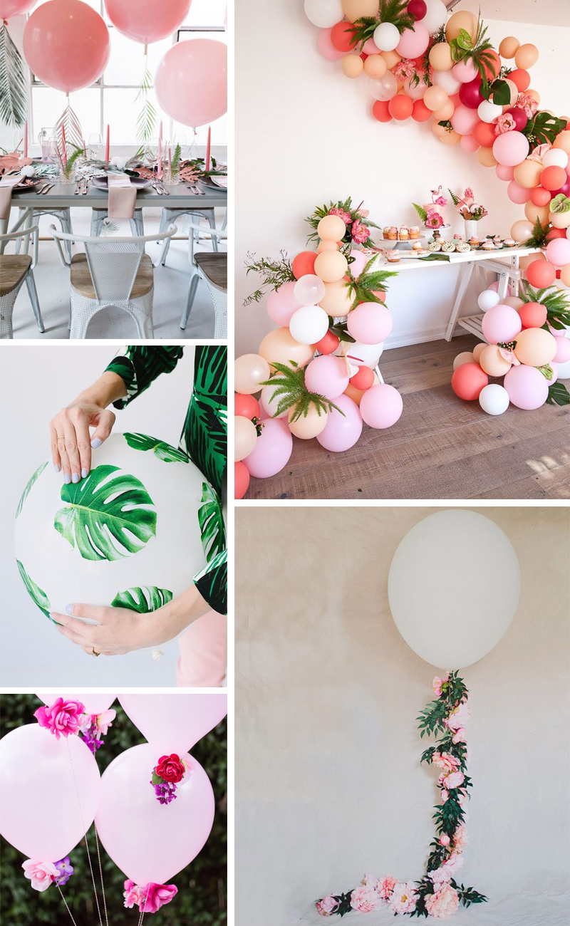 Top Decorazioni con i palloncini: il party trend del momento -Fabulousity HA11