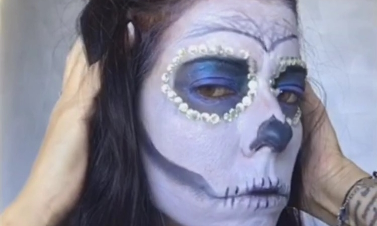 3 step per ottenere un make-up mostruoso per Halloween