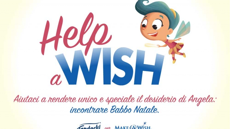 Tenderly per Make-A-Wish®: Il sogno di Angela si avvera